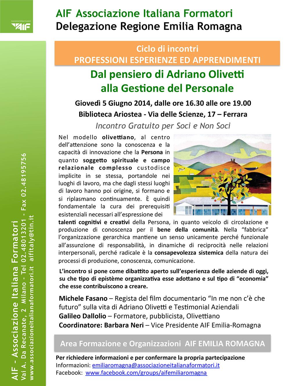 Locandina-Olivetti-gestione-del-personale